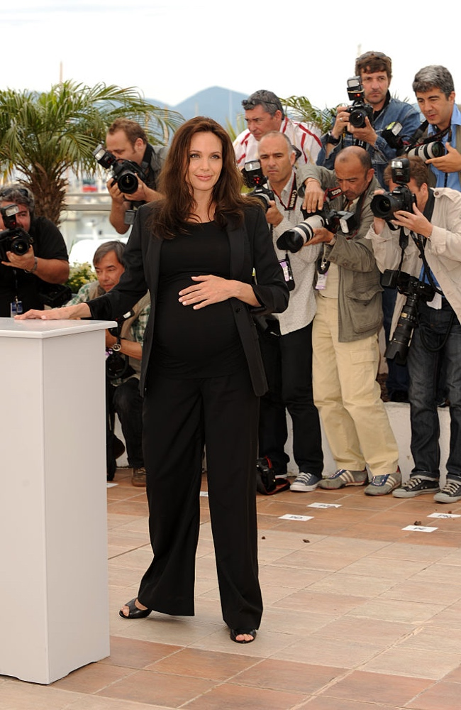 CANNES - MAY 20: Angelina Jolie attends 'The Exchange' Photocall at the Palais Des Festivals during the 61st International Cannes Film Festival May 20, 2008 in Cannes, France. (Photo by Anthony Harvey/Getty Images)