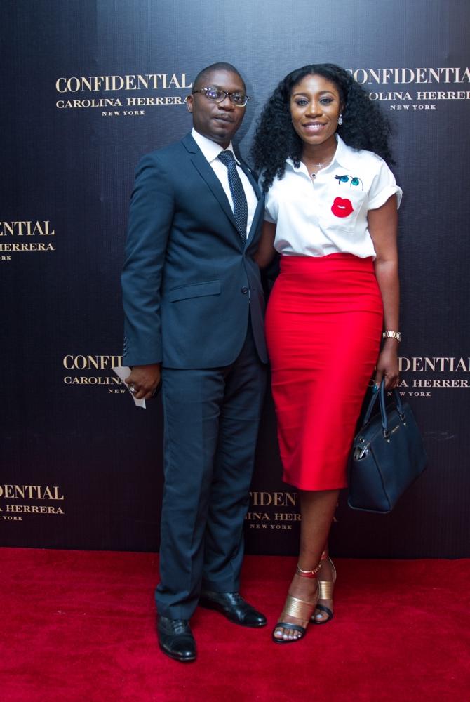 Abubakar Tafawa Balewa & Kaylah Oniwo