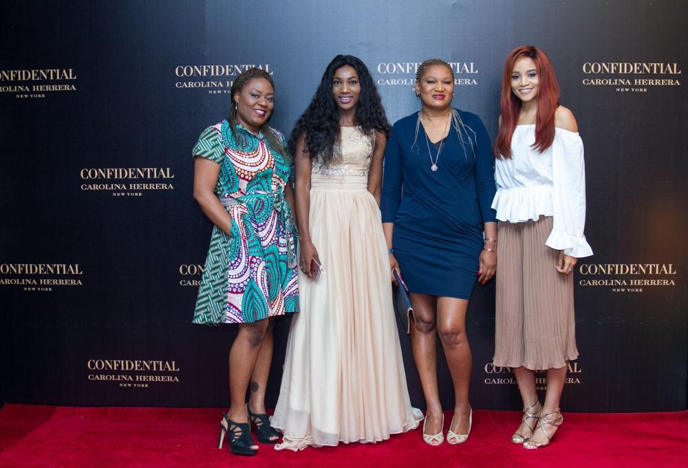 Emilomon Aikhojie, Dedun Olobayo, Edith Mahachi & Ezinne Alfa