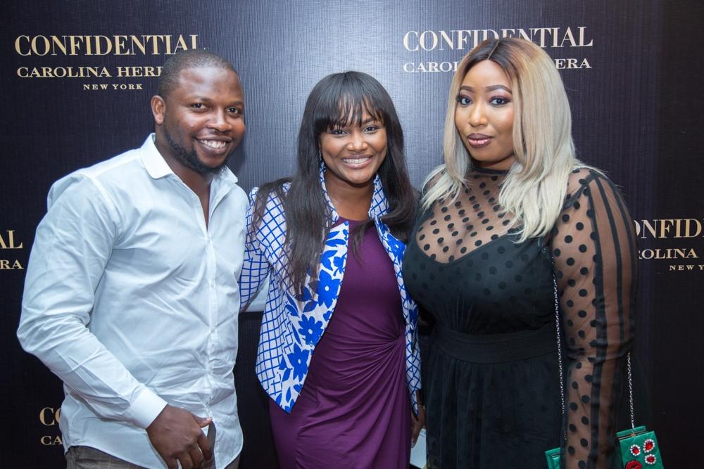 Godson Ukaegbu, Onah Nwachukwu & Latasha Ngwube