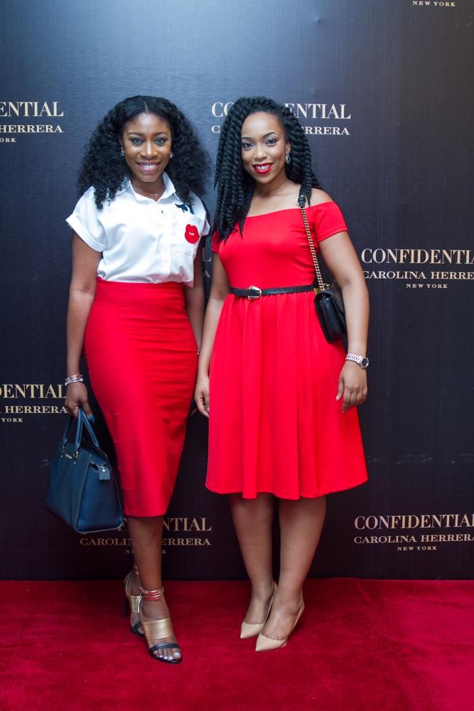 Kaylah Oniwo & Eki Ogunbor