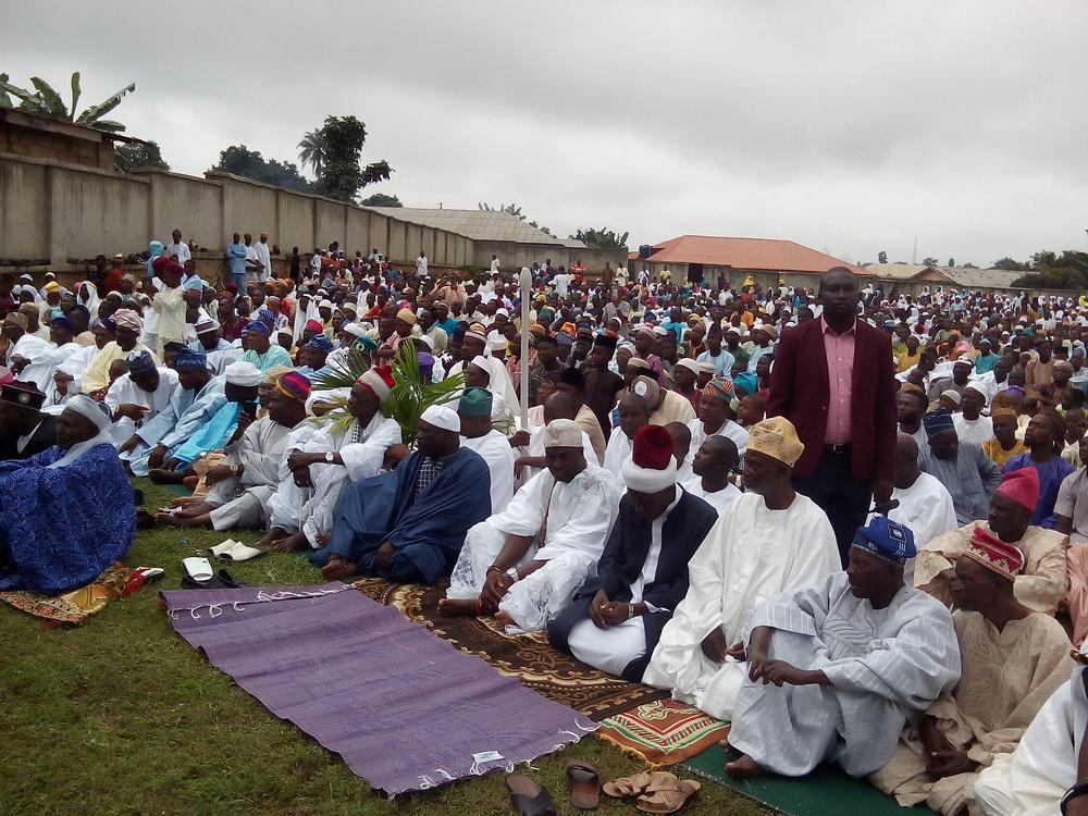 Ooni of Ife Eid Prayers4