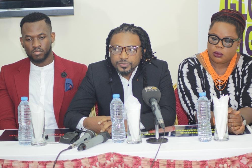 DavidB, Charles Granville and Bose Oshin