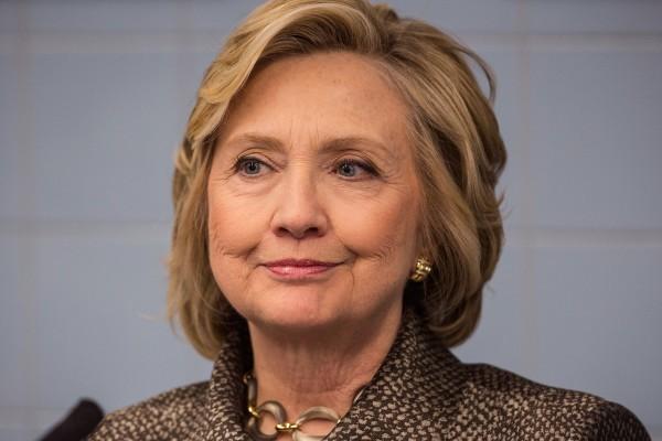 Hillary Clinton fractures Wrist in Indian Hotel - BellaNaija