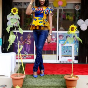 First Ever Ankara Kids Store Little Sts Officially Opens in Abuja | Photos