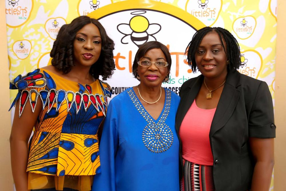 CEO, Rev Grace Ekanem & Mrs Atim Ejike