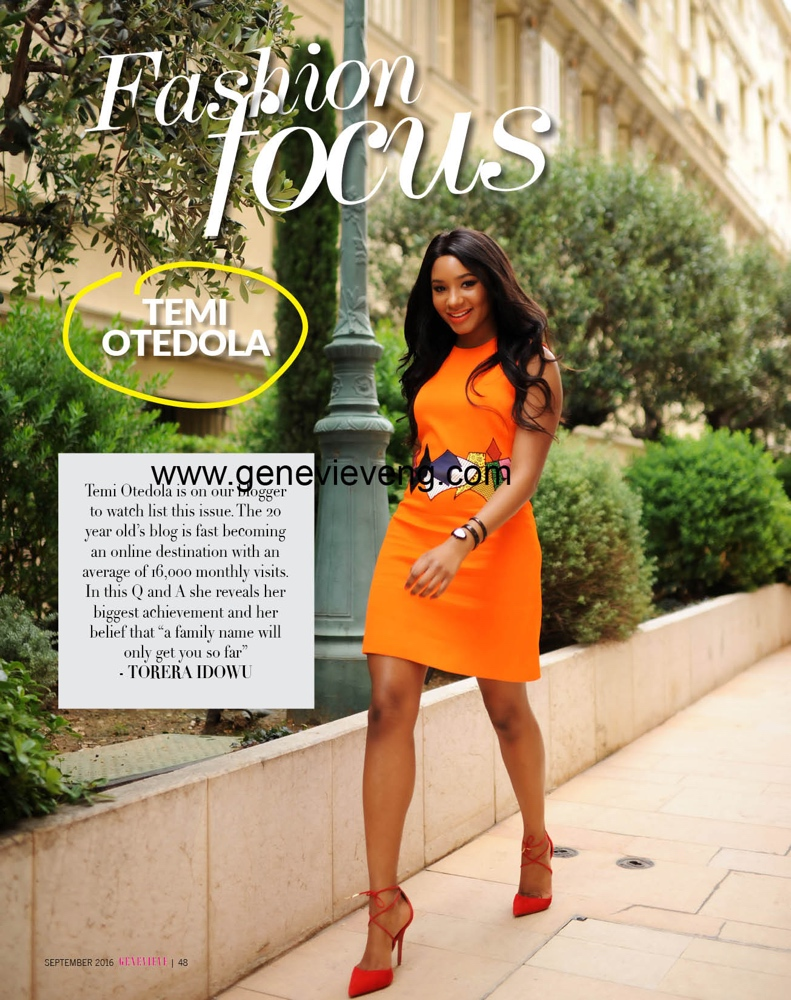 Image result for How,does,she,balance,University,&,Blogging?,Watch,a,New,Episode,of,Temi,Otedola's,vlog,to,Find,out