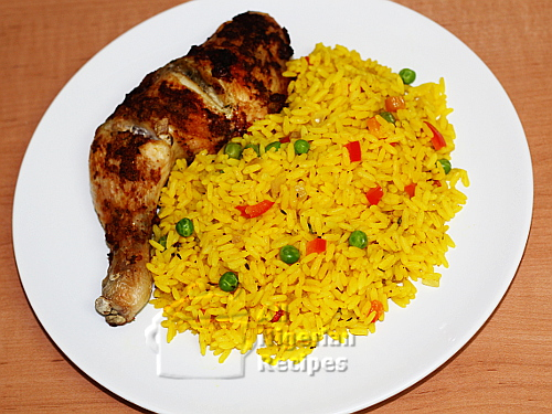 turmeric-rice bellanaija all nigerian recipes