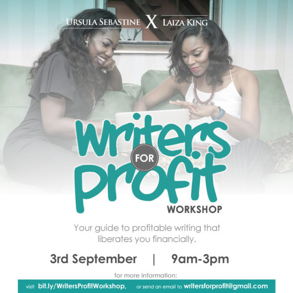 writers for profit