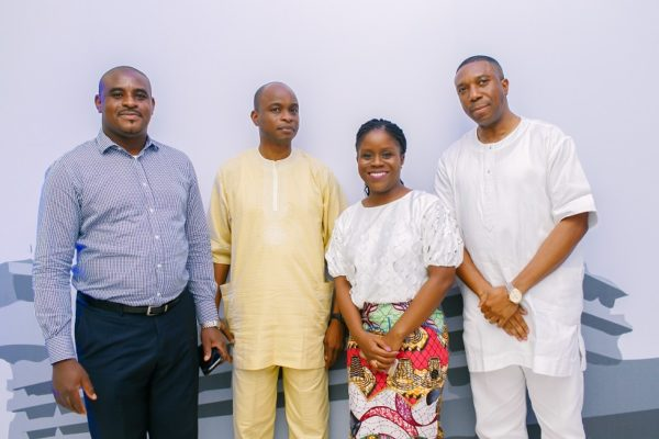 Folorunsho Orimoloye, Adekunle Sonola, Dayo Odulate & Paul Aseme