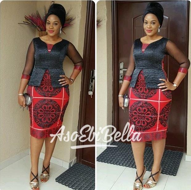 @ivieojeaga in @bhs.signature_aso ebi, asoebi, asoebibella