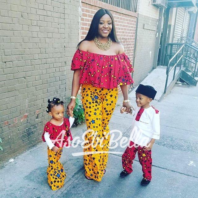 @optimistickooky & her adorable kids