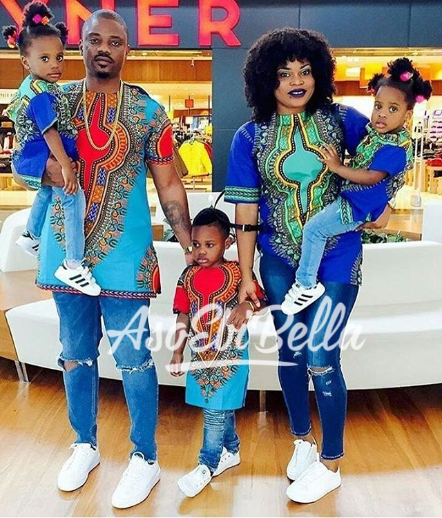 @sereyuwa & her adorable family