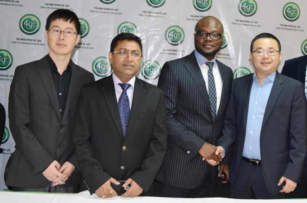 Image result for glo launches 4g lte