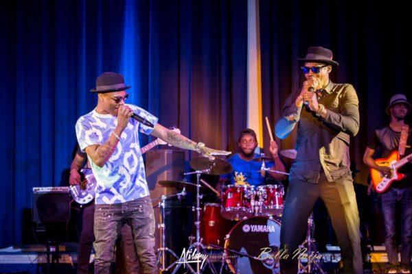 2Baba, Lami Phillips, Lynxxx, Wizkid, Darey Art Alade, Sound Sultan & more attend Dephino Entertainment Acoustic Night Event | Photos