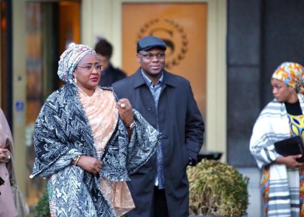 Aisha Buhari Women's Forum in Brussels2