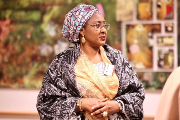 Aisha Buhari Women's Forum in Brussels4