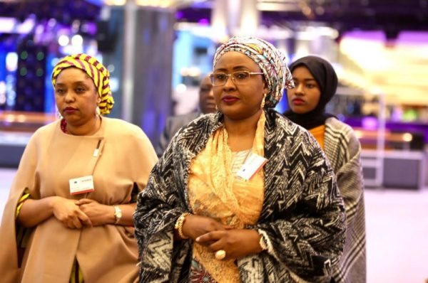 Aisha Buhari Women's Forum in Brussels5