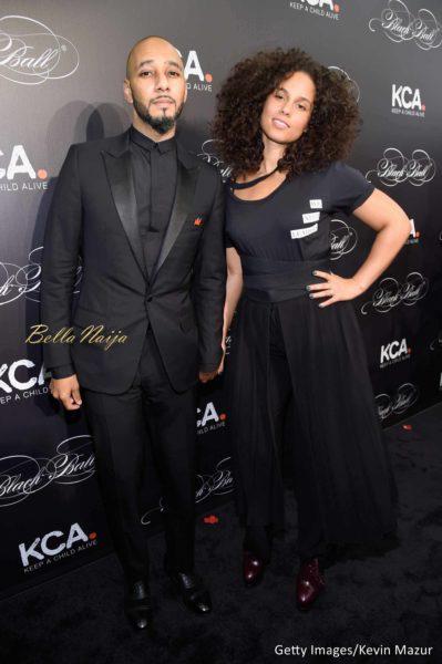 Swiss Beatz & Alicia Keys