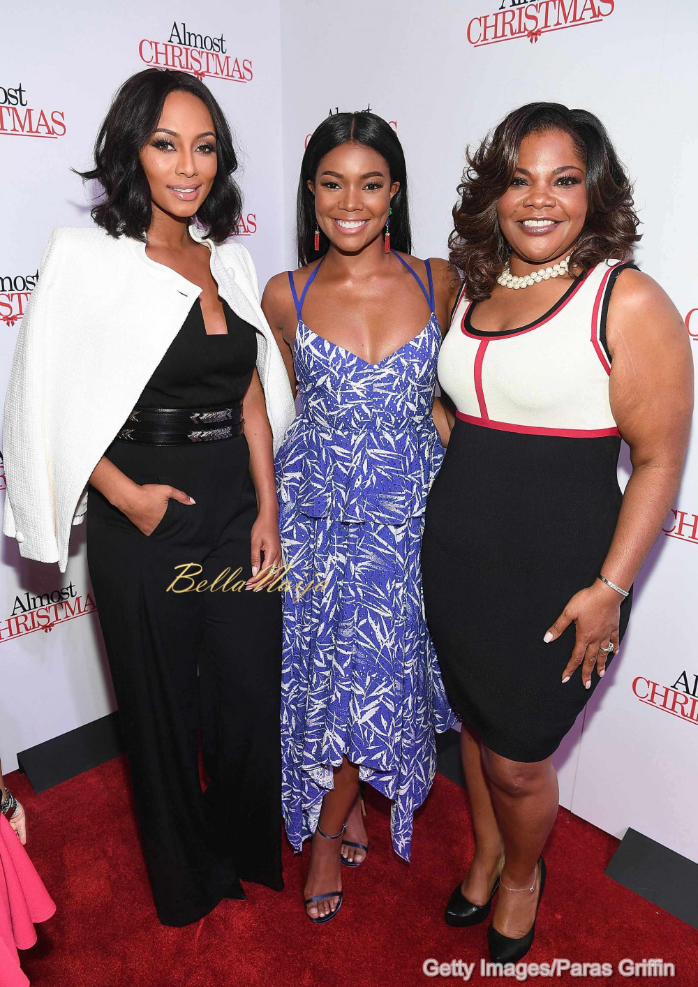Gabrielle Union, Keri Hilson, Usher, Mo\'Nique & More Gather for the ...