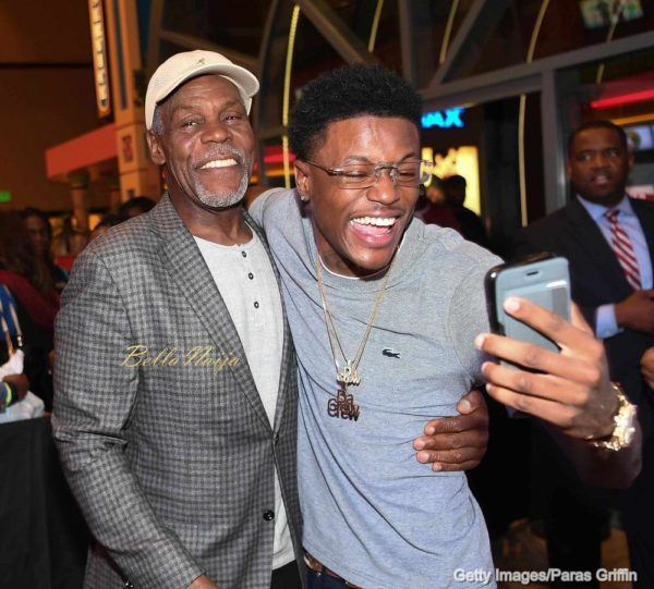 Danny Glover and DC Young Fly