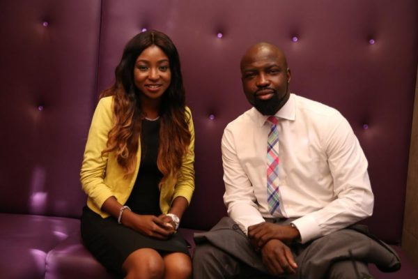 Angel Adelaja ( Last year's winner, Angel Adelaja) and Audu Maikori