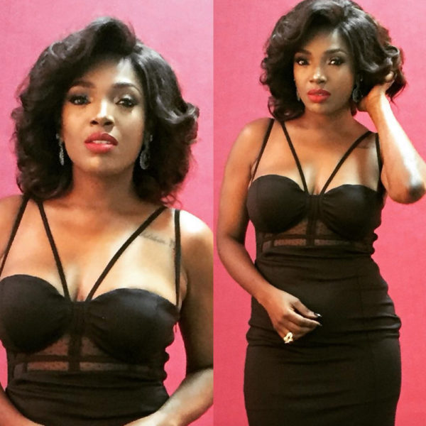 Annie Idibia for Slim Tea_5