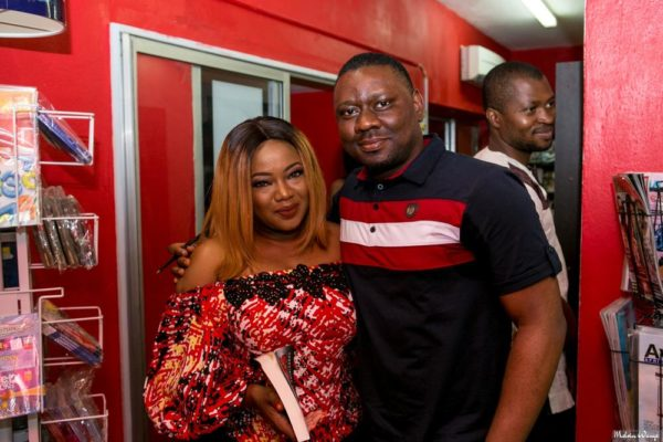 Ayana Ajibola and Othuke Ominiabohs
