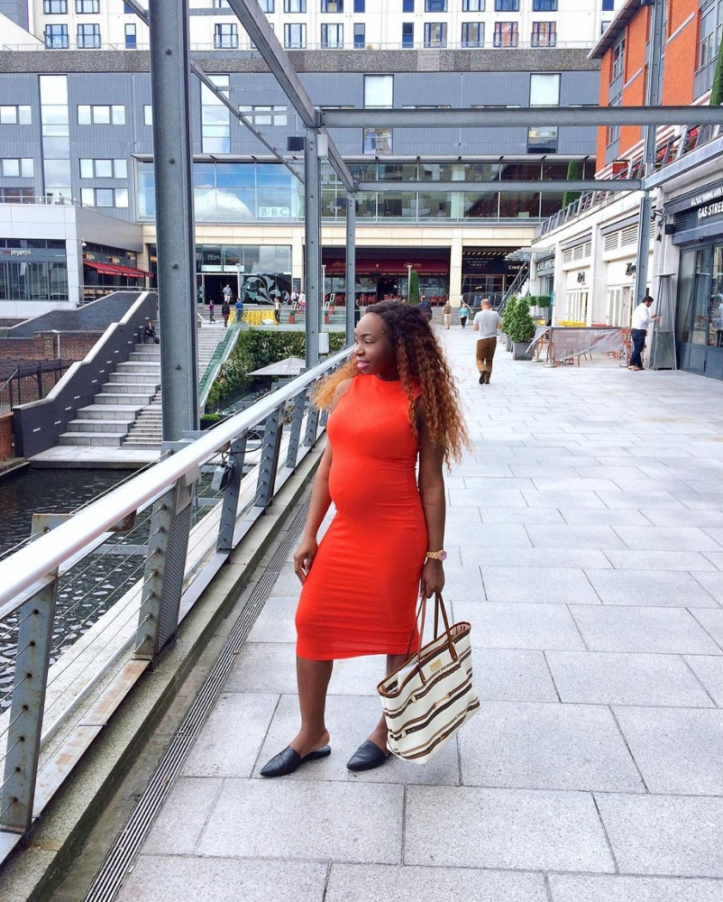 BN Style Your Bump Lydia Epangue_Screen Shot 2016-10-05 at 09.36.20_bellanaija
