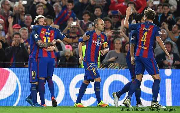 Messi Inspires Barcelona to Copa del Rey Title Win
