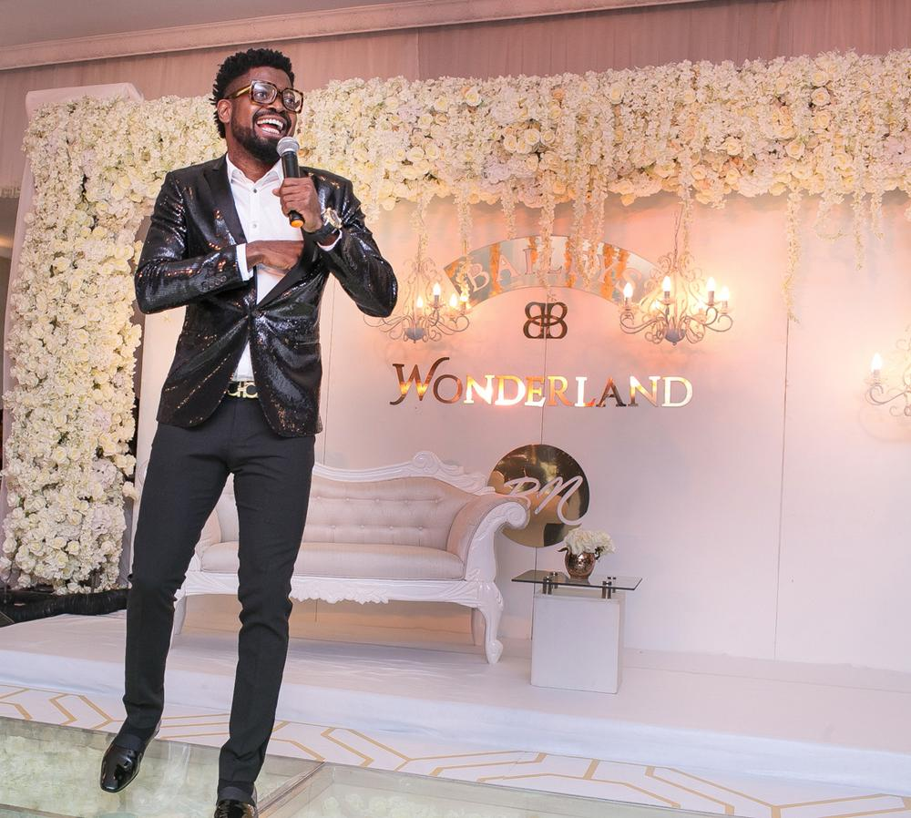 Basketmouth BBN Wonderland 2016 MC_