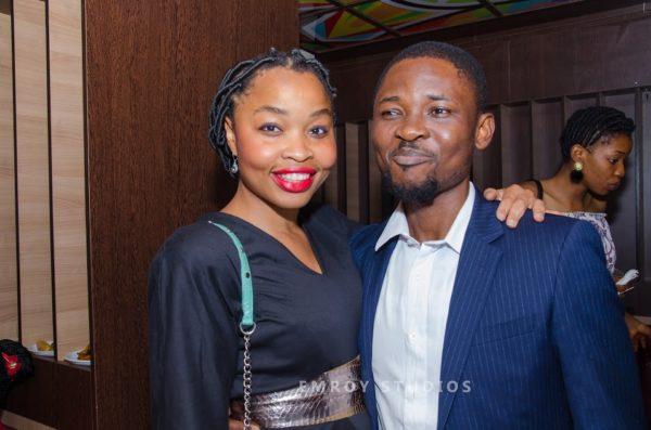 Bella Ndubuisi and Omojuwa