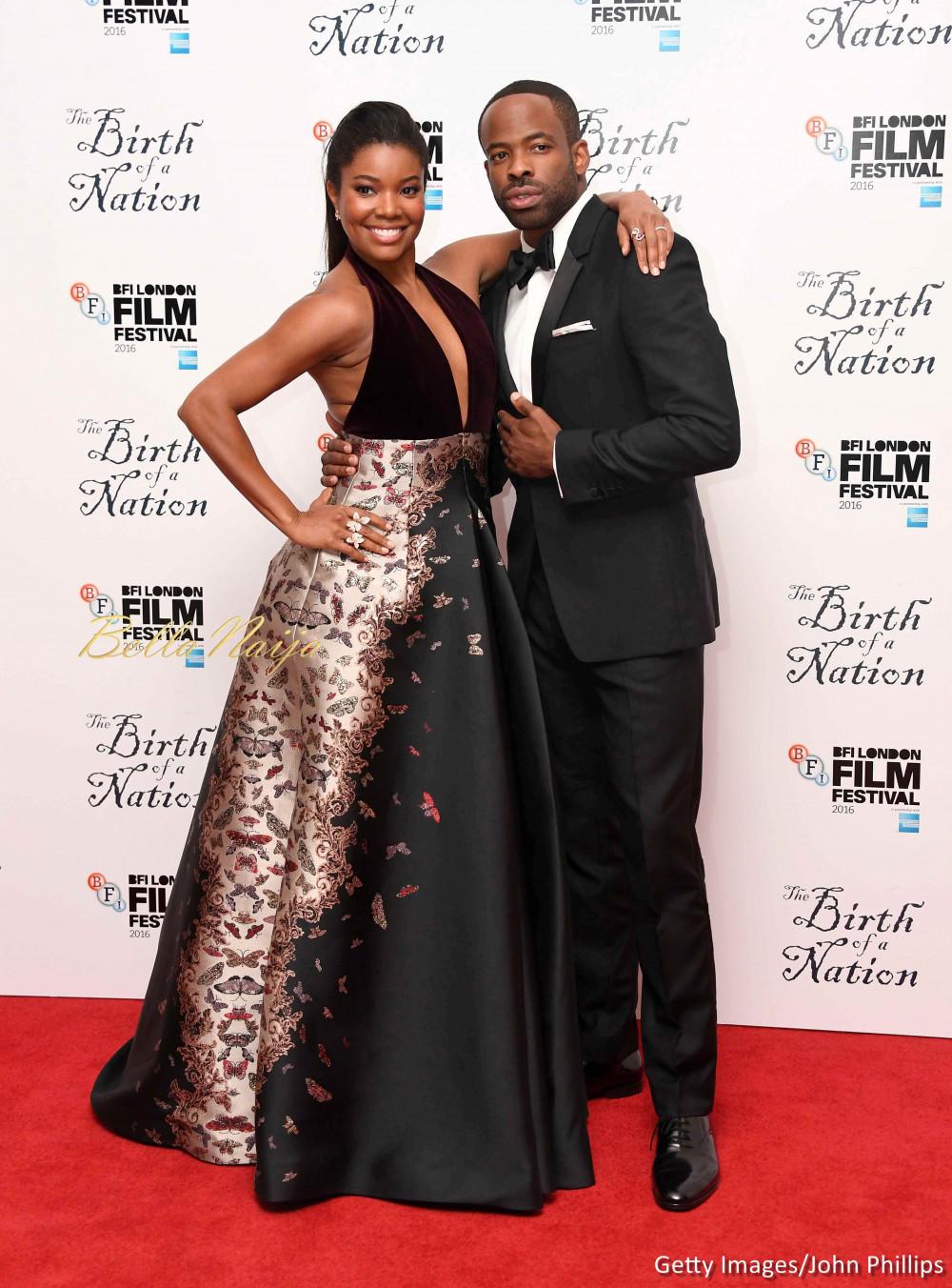 Gabrielle Union & Chike Okonkwo