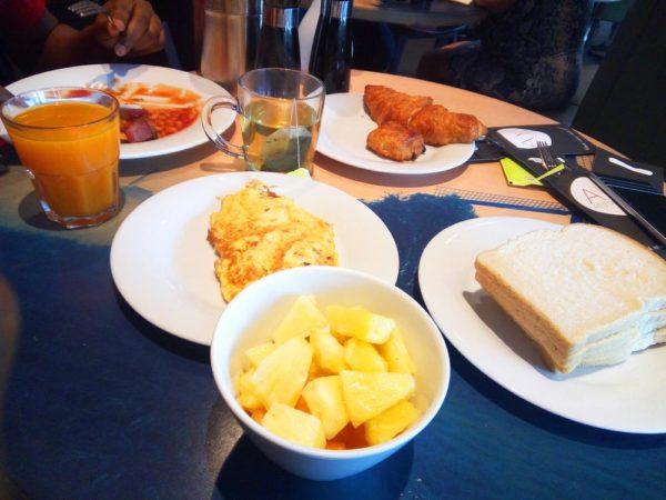Breakfast at Corendon Vitality Hotel