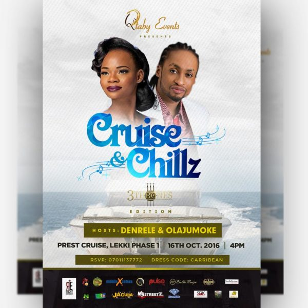 CRUISE AND CHILL TWO B PERSONAL HOSTS