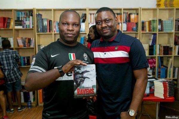 Cheta Nwanze and Othuke