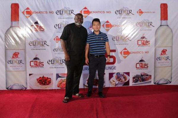 Coors Restaurant and Lounge VI and Elixxir Ultra Premium Wines Party7