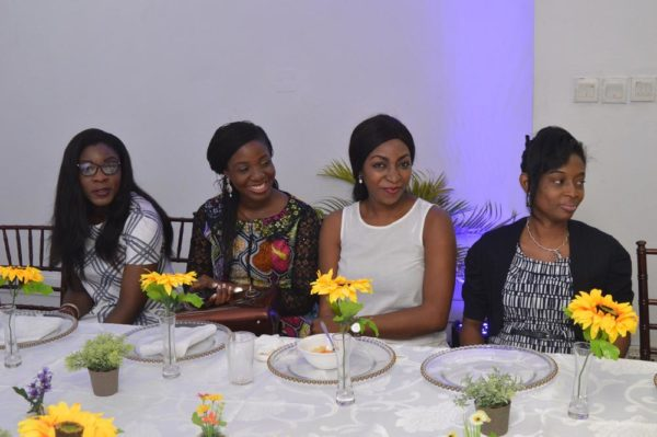 L-R: Chidinma Chukwueke,Head, Wealth Management, United Capital; Omilola Oshikoya, Wealth Coach; and Maya Oluwafemi