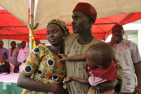 My Daughter was Pregnant Before Her Abduction – Father of Released Chibok Girl Who Came Back With a Baby