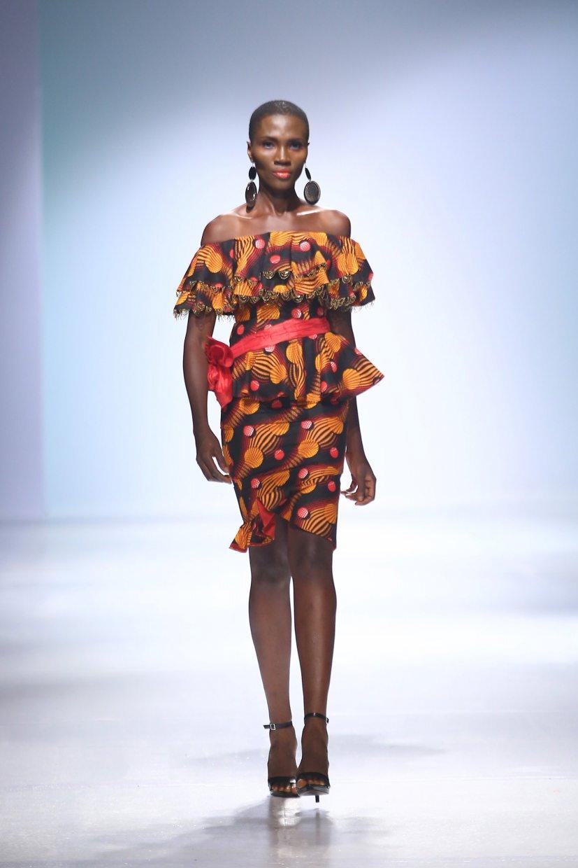 Fashion Design: Heineken Lagos Fashion & Design Week 2016 Day 1