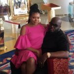 Dolapo Oni and Gbite Sijuwade Dubai Burj al Arab Vacation_1