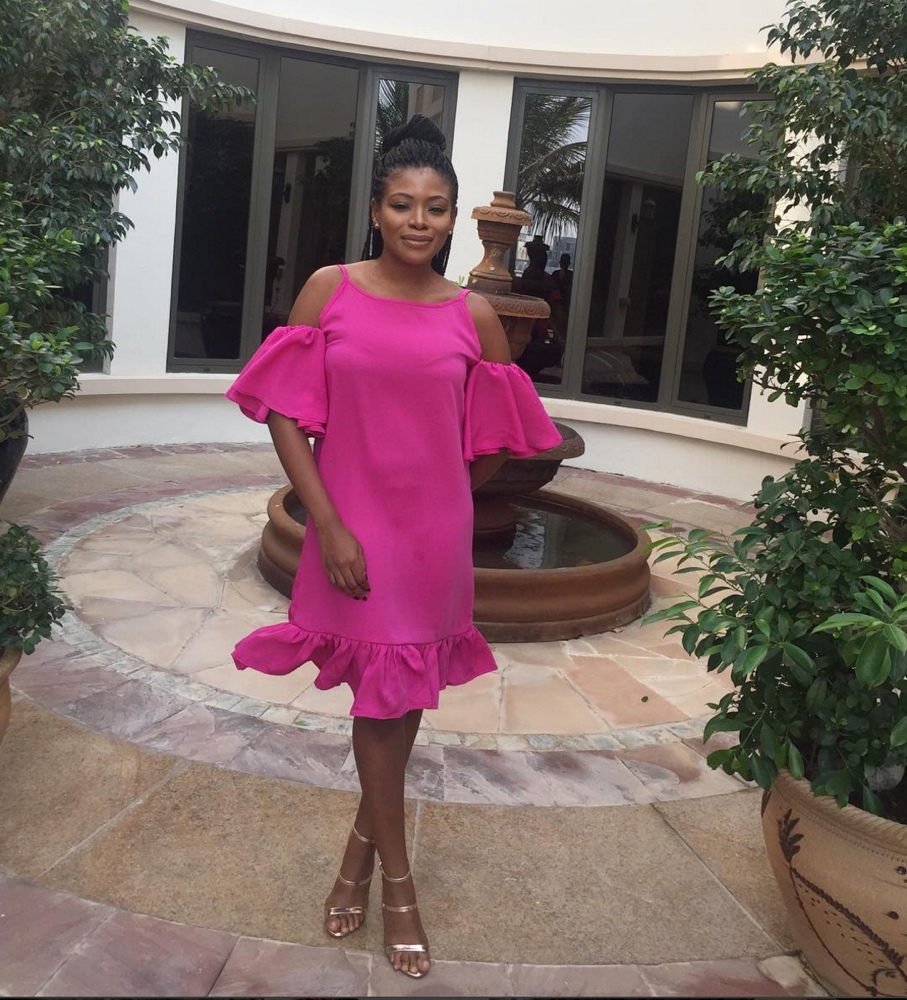 Dolapo Oni and Gbite Sijuwade Dubai Burj al Arab Vacation_2