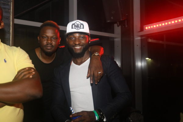 Dr Sid and Gbenro Ajibade