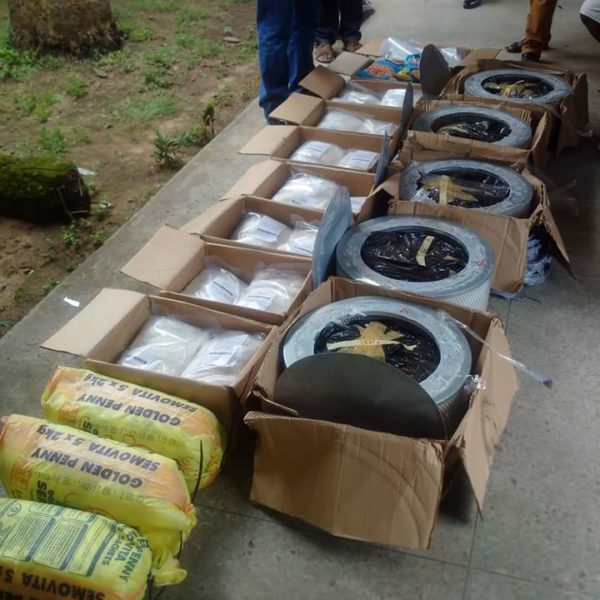 Drug Dealers Arrested in Cross River2