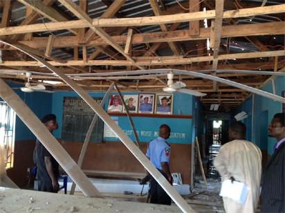 Ekiti Police Station Attack
