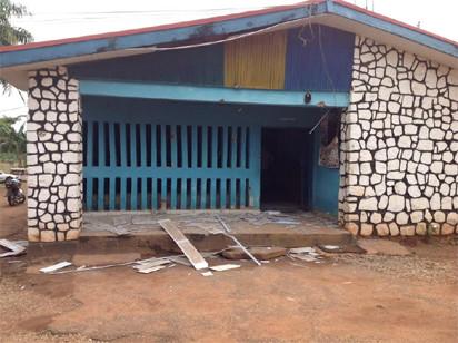 Ekiti Police Station Attack2