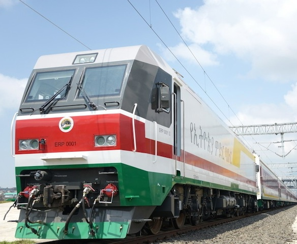 Ethiopia Electric Rail