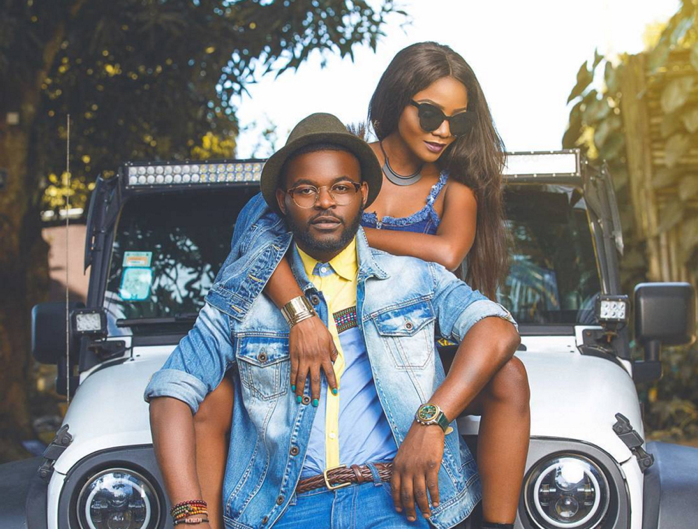 Falz & Simi's New Promo Photos are Fire!