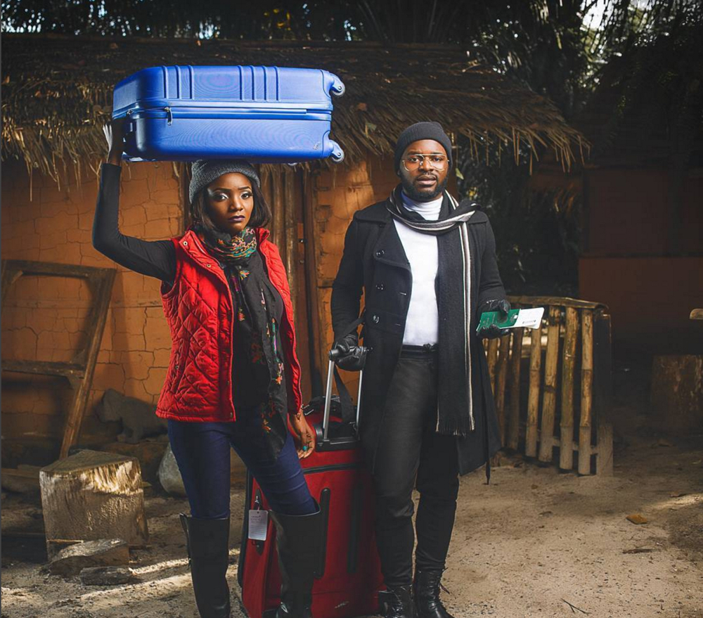 Falz & Simi's New Promo Photos are Fire