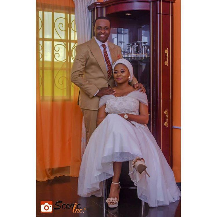 Femi Adebayo Wedding 1